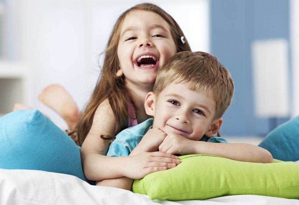 Pościele Poduszki Koce dla dzieci w każdym wieku